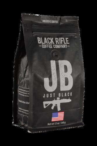 Black Rifle Company Coffee Just Black Ground 12oz