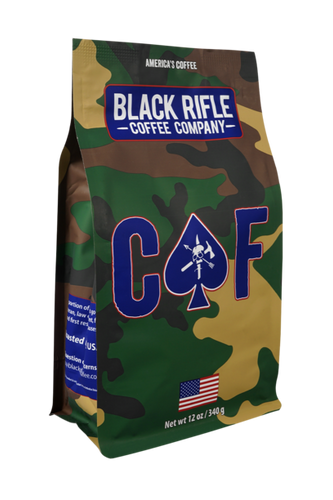 Black Rifle Company Coffee CAF Ground 12oz