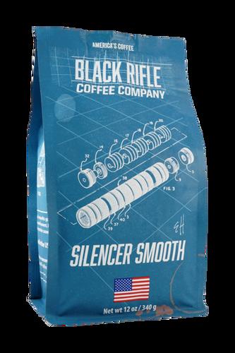 Black Rifle Company Coffee Silencer Smooth Ground 12oz