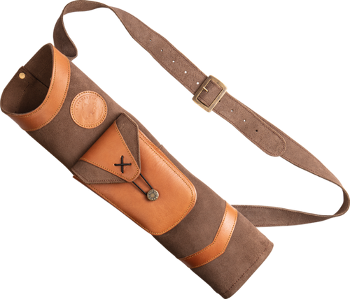 Bear Traditional Back Quiver