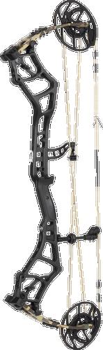 Bear Archery Refine EKO RH 70lb Throwback Black