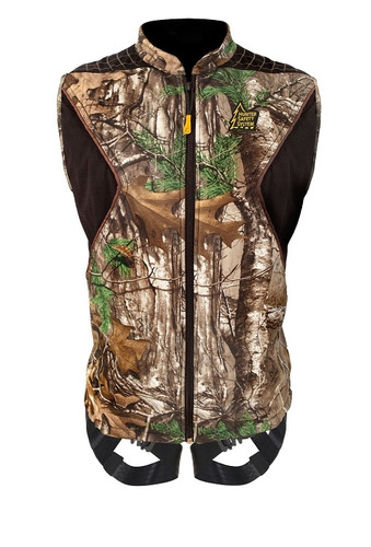 New Hunter Safety System Elite Harness Realtree Xtra Camo HSS-610 L/XL