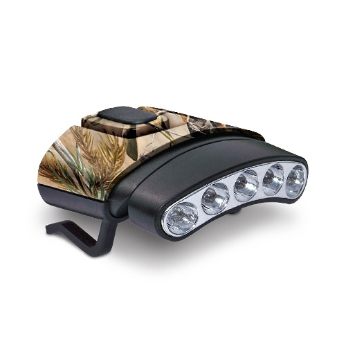 Cyclops Orion TILT 5 Bulb LED Hat Clip Light Next G1 Camo CYC-HCDT-WGNXT
