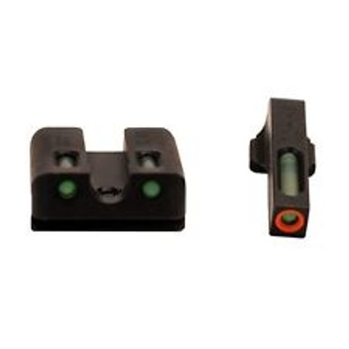 New TruGlo TFX Pro Sig Sauer #8/#8 Set Pistol Tritium Day/Night Sights TG13SG1PC
