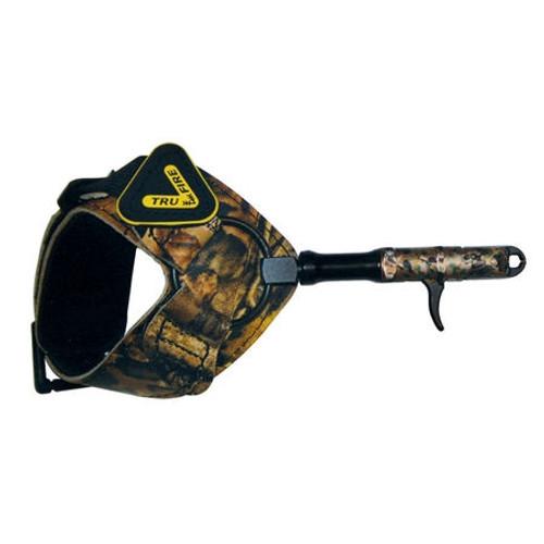 New Tru-Fire Edge Buckle FoldBack Camo Archery Release Aid EGBF