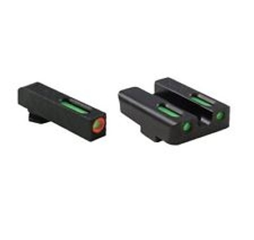 New TruGlo TFX Pro S&W M&P Set Pistol Tritium Day/Night Sights TG13MP1PC