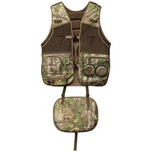 New Primos Gen 2 Gobbler Vest XL/XXL Turkey Hunting Realtree Xtra Green Camo