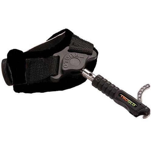 New TruGlo Detonator Archery Release Aid Black w/ BOA Strap TG2560MBB