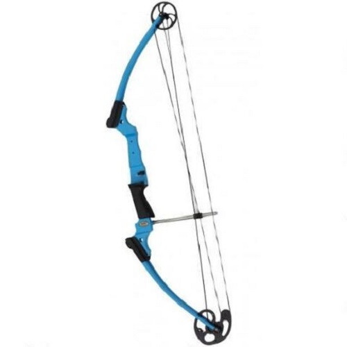 New Mathews Genesis Blue Mini Youth Bow RH Archery Model# 11415
