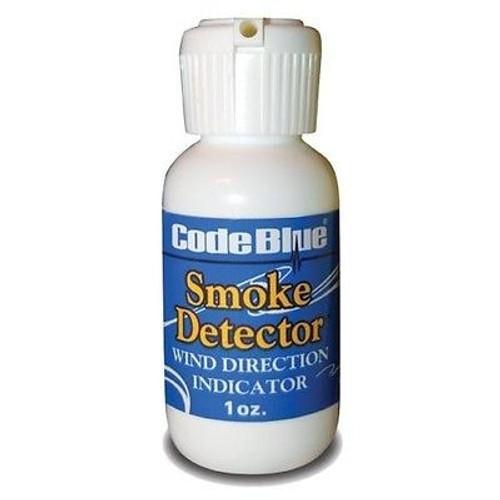 New Code Blue Smoke Detector Wind Direction Indicator 1 oz Bottle OA1187