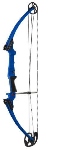 New Mathews Genesis Blue One Cam Youth Bow RH Archery Model# 10472