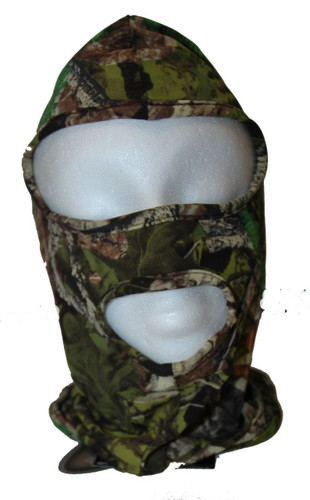 Mothwing Camo Spring Mimicry 2.0 Full Headcover Turkey Hunting Gear Headnet