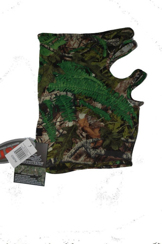 Mothwing Camo Spring Mimicry 2.0 3/4 Headcover Turkey Hunting Gear Headnet