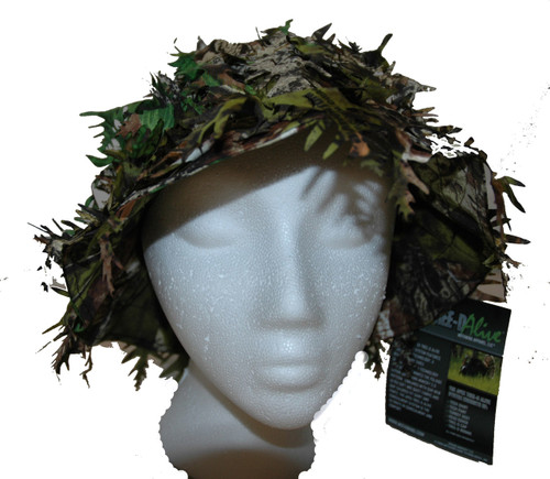 Mothwing Camo Spring Mimicry 2.0 Apex TreeD Alive Leaf Boonie Hat  With Free Hat