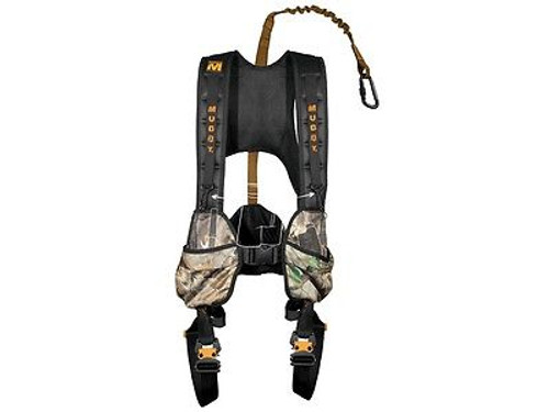 Muddy Outdoors Crossover Treestand  Harness X-Large