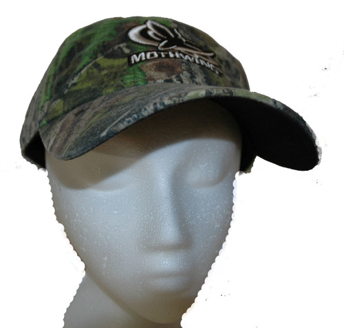 Mothwing Camo Spring Mimicry 2.0 3/4 Head Cover With FREE Hat Turkey Hunting