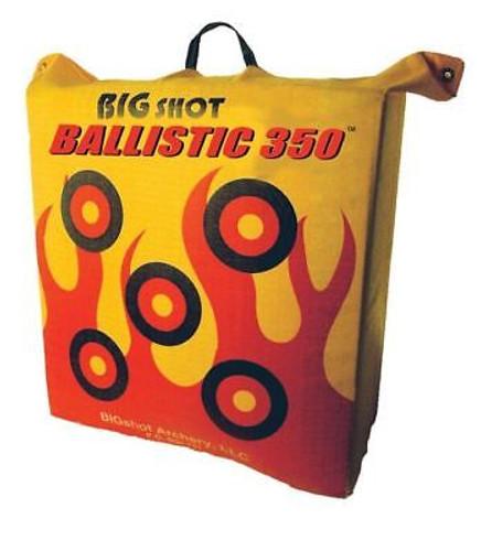 "New Bigshot Ballisitc 350 Bag Target 24"" X 22"" X 10"" Model # 101"