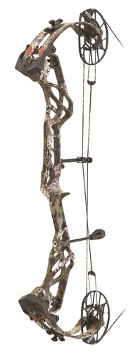New Precision Shooting Equipment Evoke 31 Right Hand Mossy Oak Country 29In. Draw / 60lbs