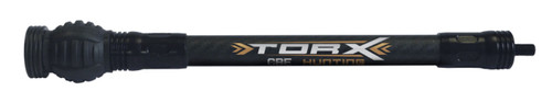 New CBE Products TorX Hunting Stabilizer 7.5 Inch All Black with Doinker A-Bomb