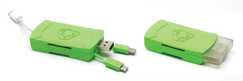 HME Products 4-In-1 SD Card Reader