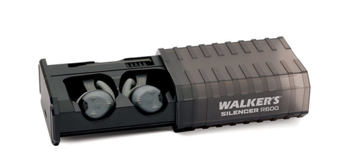 New Walkers Game Ear Silencer R600 Rechargeable Earbuds