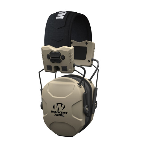 New Walkers Game Ear XCEL 100 Digital Electronic Muff W/ Voice Clarity