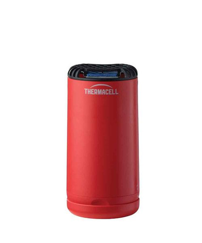 New ThermaCELL Patio Shield Portable Mosquito Repeller Unit in Red