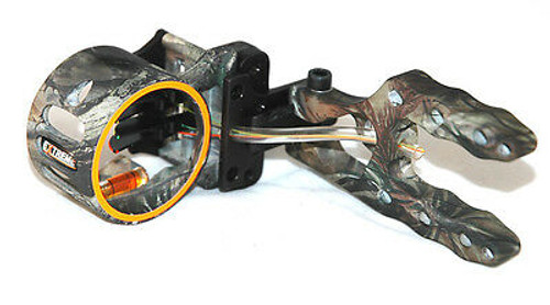 New Extreme 800 Challenger Bow Sight Realtree AP Camo 4 (.029) Pins w/ Light