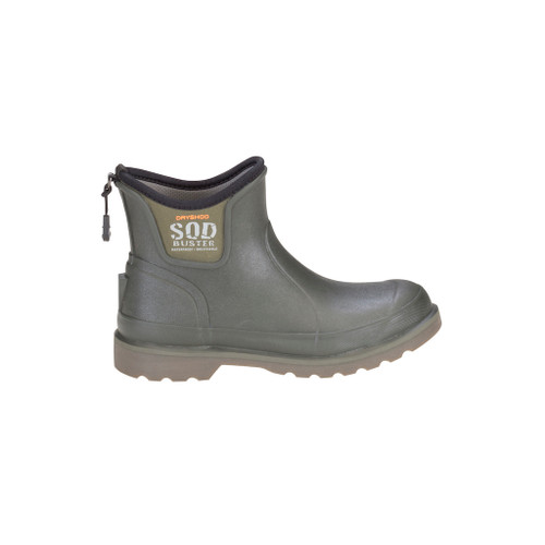 Sod Buster Women's Ankle Boot Moss/Grey
