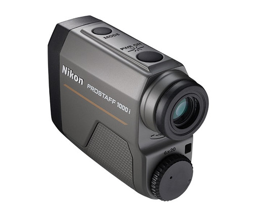 New Nikon Prostaff 1000i Laser Rangefinder Rainproof Model #16556