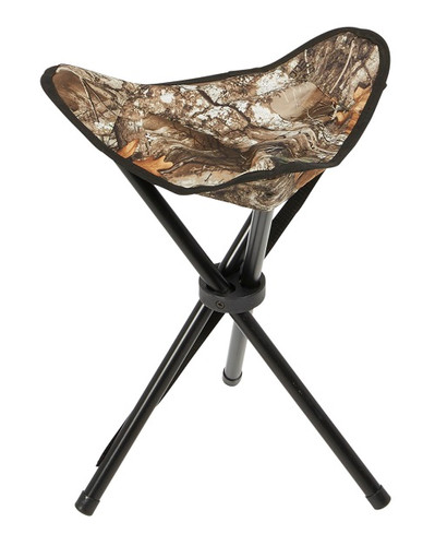 New Ameristep Tripod Stool Realtree Edge Camping Hunting Archery Blind
