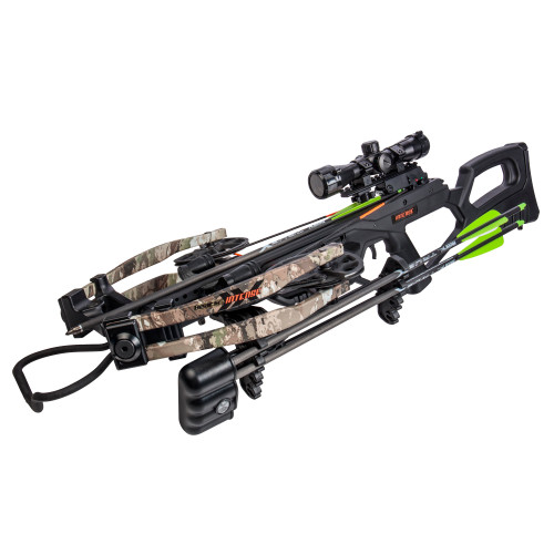 New Bear Archery BearX Intense Crossbow RTH Package 400 FPS