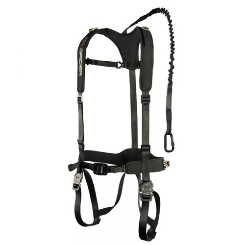 New Robinson Outdoors Tree Spider Micro Harness Size  XX-Large / XXX-Large