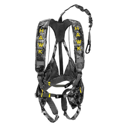 New Hawk Elevate Pro Treestand Safety Harness Model # HWK-HH700