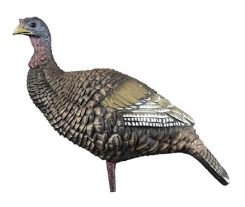 New Higdon Outdoors Hard Body Upright Hen Turkey Decoy