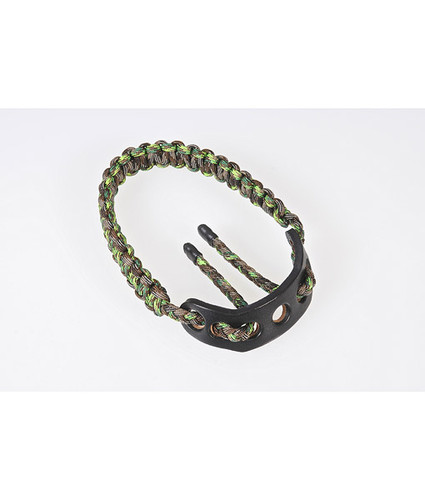 New Paradox Elite Braided Bow Sling Custom Cobra Cool Spring Camo Model