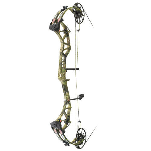 New Precision Shooting Equipment Evoke 35  Right Hand Mossy Oak Country 29In. Draw / 60lbs