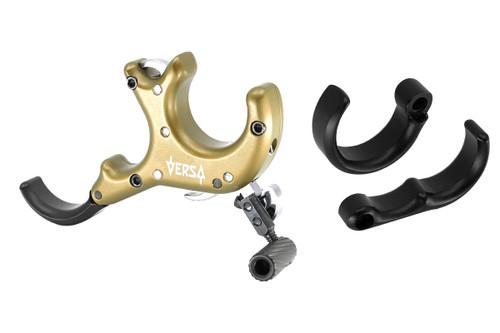 New B3 Archery Versa Pro Pack 3 or 4 Finger Release Brass Model # VRSA-BRPP