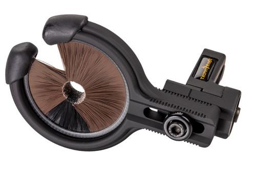 New Trophy Ridge Whisker Biscuit Power Shot Rest Universal RH/LH Medium Black