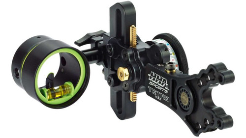 "HHA Sports Tetra MAX .010 1 pin 1 5/8"" Scope"
