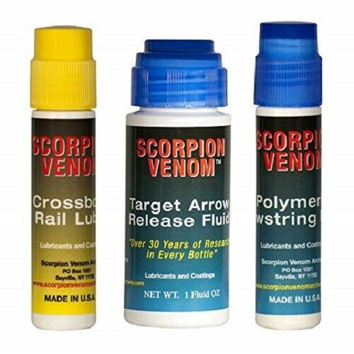 New Scorpion Venom Crossbow Care Kit