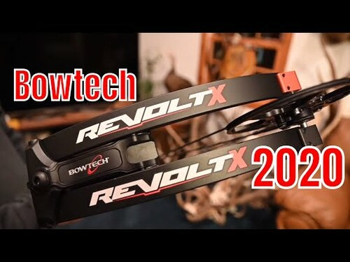 BowTech 2020 Revolt X First Look Product Review by Mike's Archery