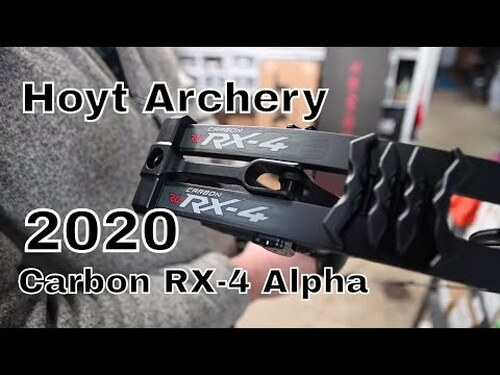 Hoyt 2020 Carbon RX-4 Alpha ZTR Product Test Review by Mike's Archery