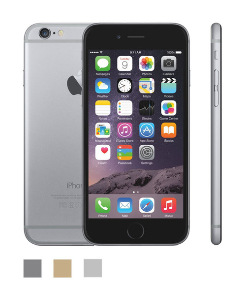 Valutazione iPhone 6 rotto