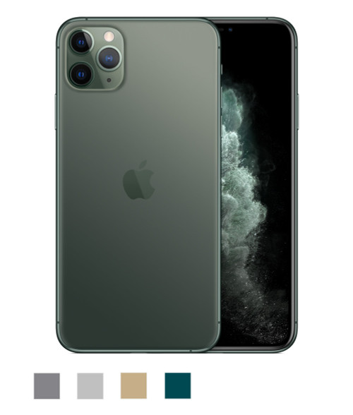 Valutazione iPhone 11 Pro Max usato o rotto