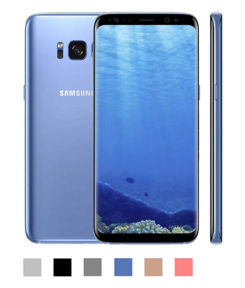 Valutazione Samsung Galaxy S8+