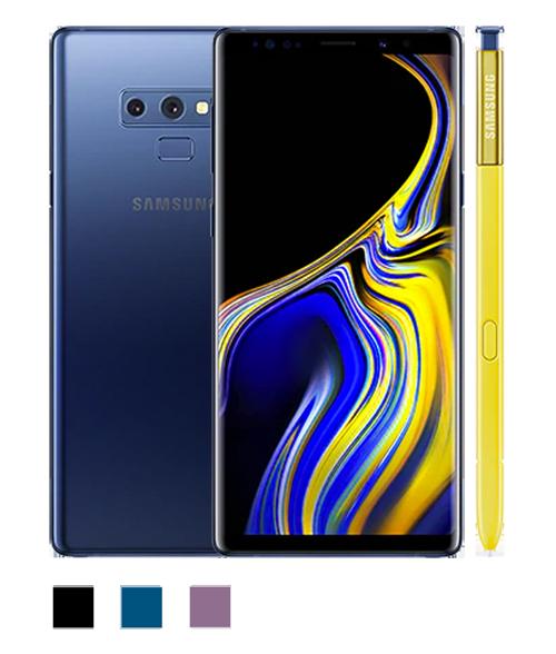 Vendere & Valutare tutti i modelli di Samsung Note 9