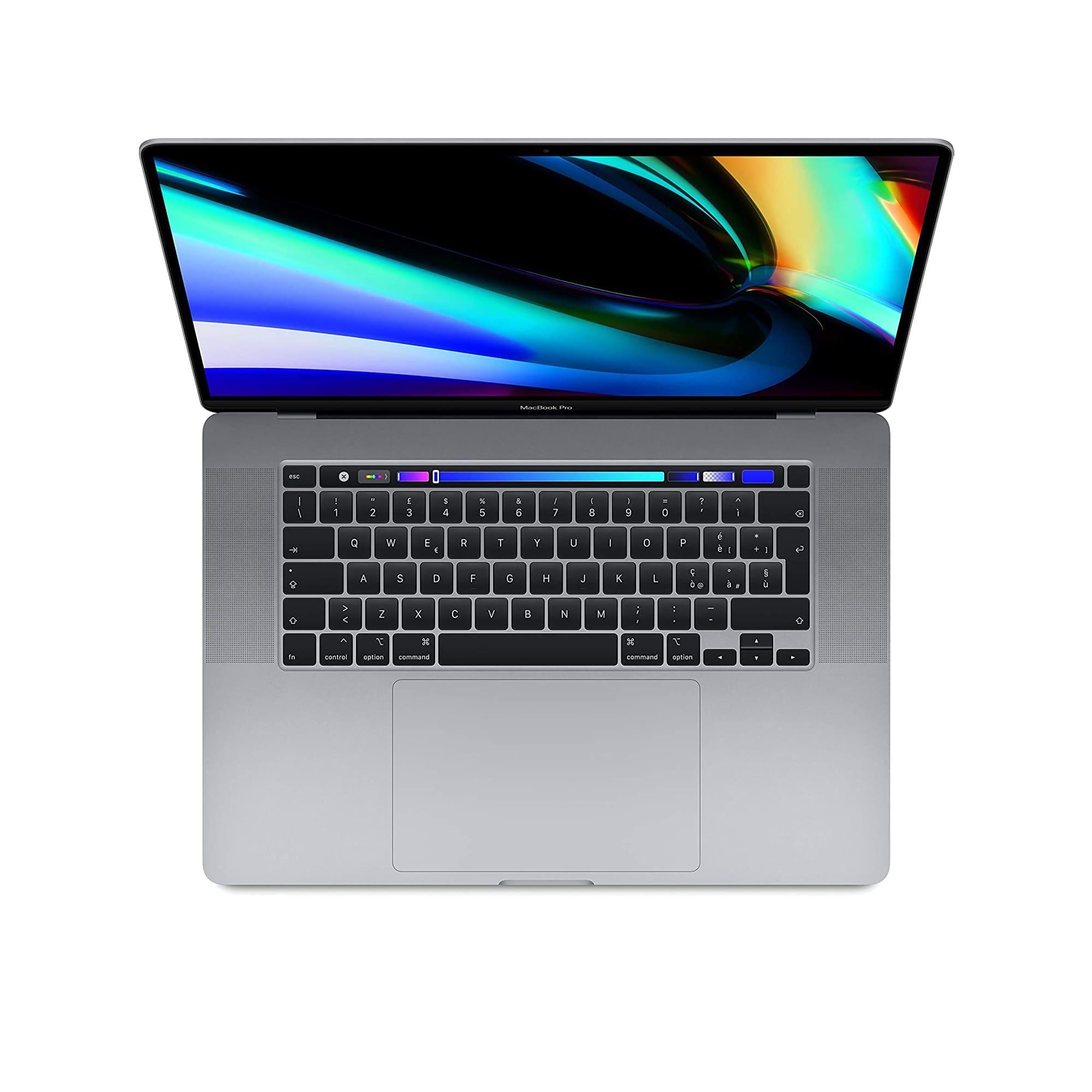 Vendere-Valutare-MacBook Pro Retina 16 pollici