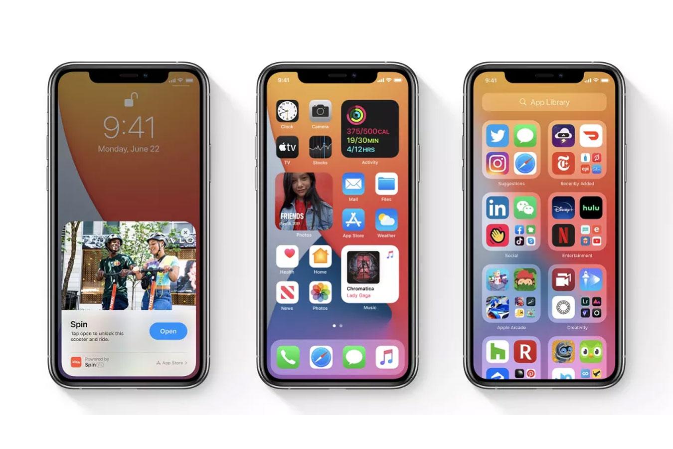 Nuove funzioni sul iPhone grazie ad iOS 14 Beta come App Clips, Widgets e Memojis