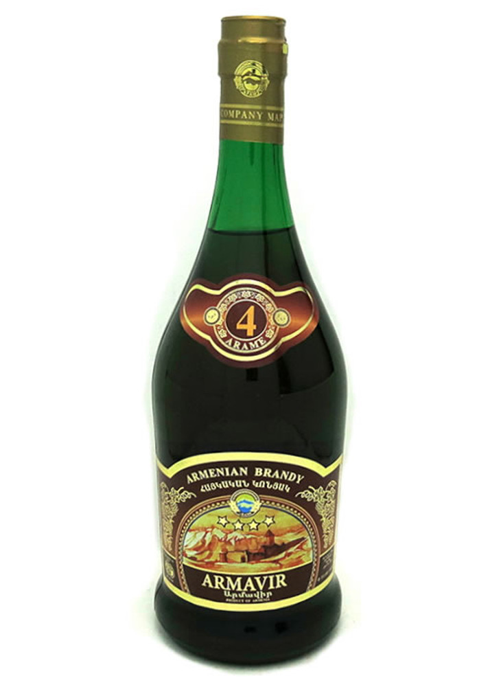 Arame Armavir 4 Year Brandy 750ML